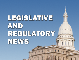 Legislative and Regulatory News
