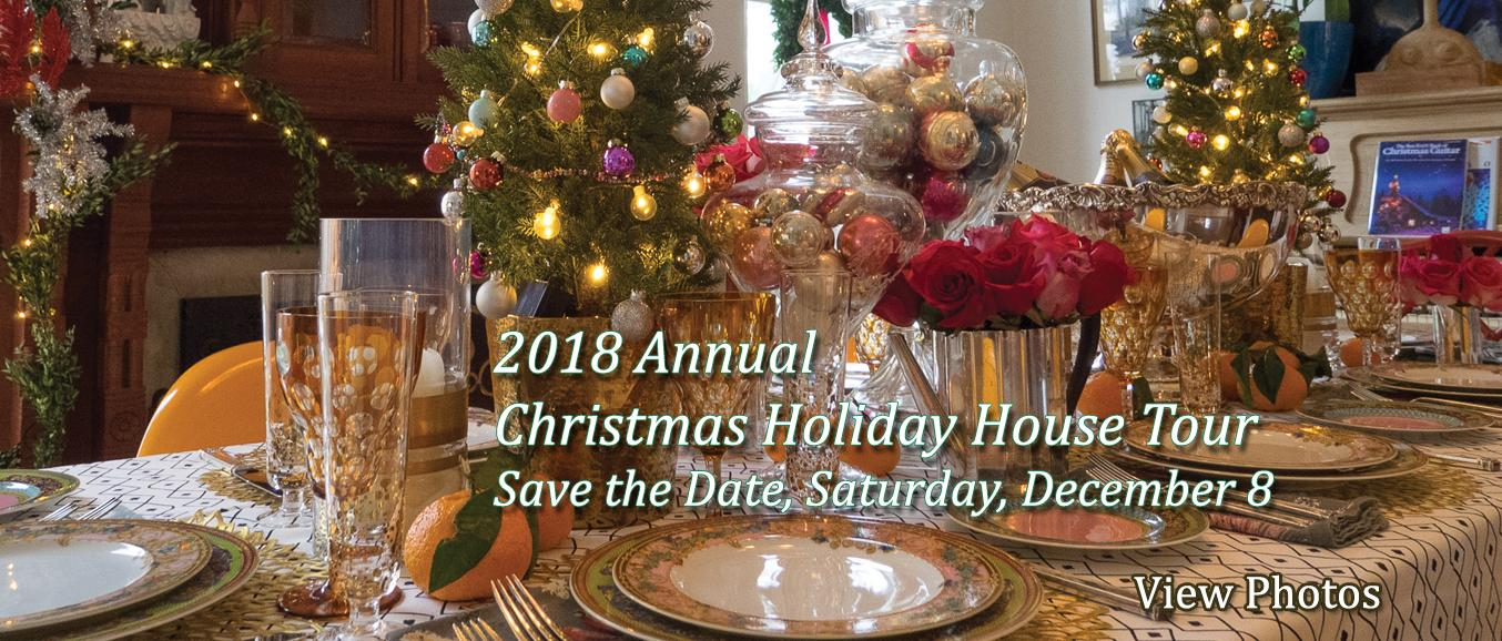 Christmas Holiday House Tour - Chestnut Hill Community Association